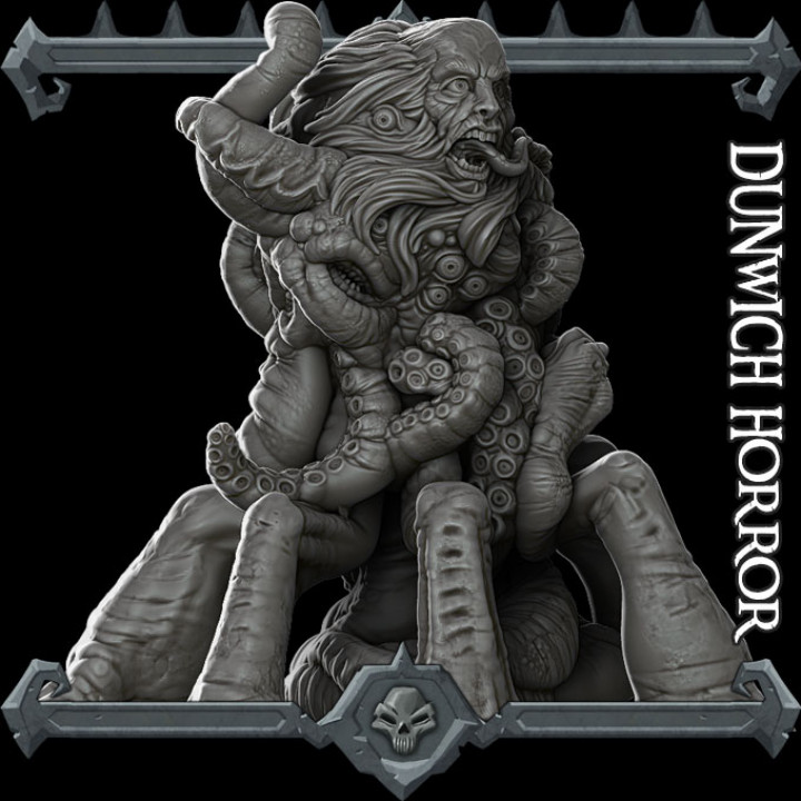 Epic Model Kit: Dunwich Horror