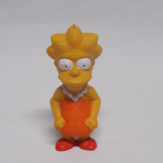 Picture of print of Homer Simpson