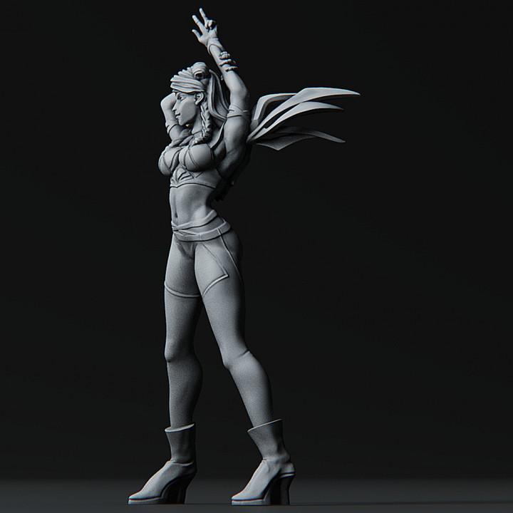 KDA Kai'sa - Leagle of legends  - 30cm