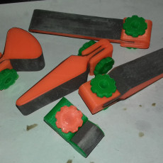 Picture of print of Mini Sanding Tools