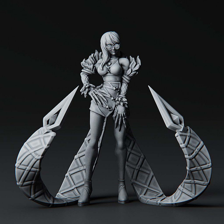 Evelynn KDA - League of Legends - 30 cm