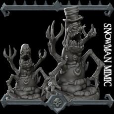 Snowman Mimics