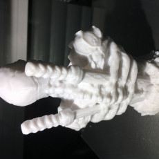 Picture of print of Skeleton Knight  (Creature Collection)