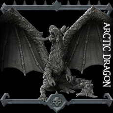Epic Model Kit: Arctic Dragon