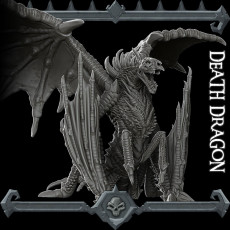 Epic Model Kit: Death Dragon