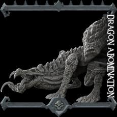 Epic Model Kit: Dragon Abomination