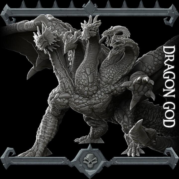 Epic Model Kit: Dragon God