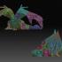 Epic Model Kit: Primeval Dragon image