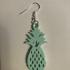 Pineapple earrings image