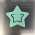 Star bookmark image