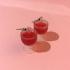 WINE!!! Earrings (Resin) image
