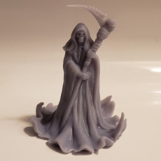 Picture of print of Grim Reaper