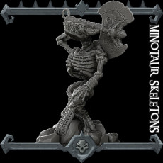 Minotaur Skeletons