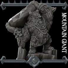 Deluxe Mountain Giant