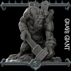 Deluxe Grave Giant