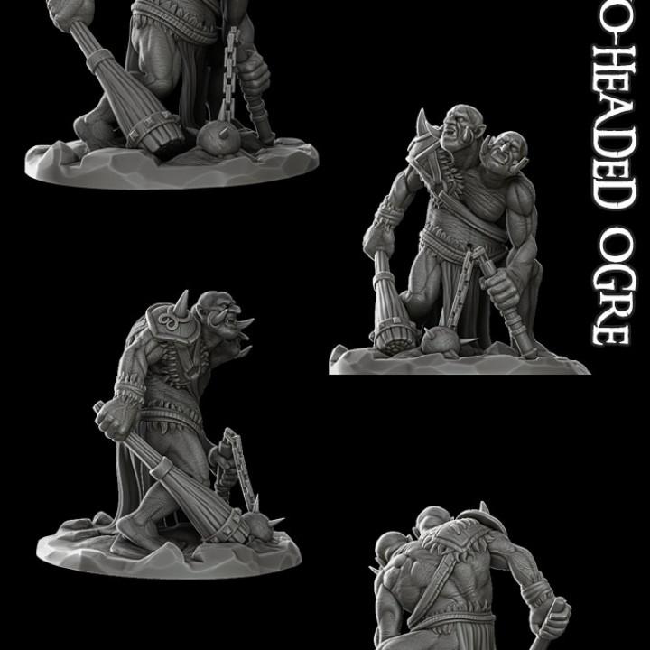 Two Headed Ogre
