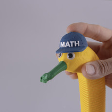 Mini MATH Hats