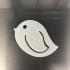 Bird bookmark image