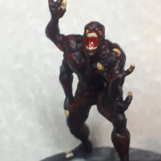 Picture of print of Blood Devil