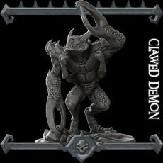 Clawed Demon