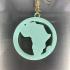 Earrings: Africa! image