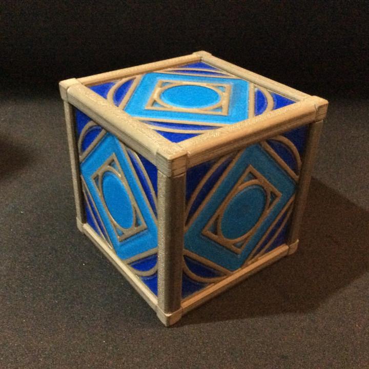 Jedi Holocron Gift & Jewellery Box