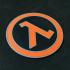 Half-Life Logo Coaster image