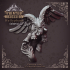 Hollyphant - Celestial Creature - Heven Hath no Fury - DnD 32mm Scale [Pre-supported] image