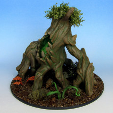 Picture of print of Terror Tree