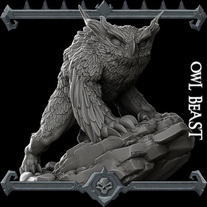 Owl Beast