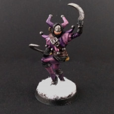 Picture of print of Jester
