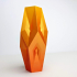 Flame Facet Vase image