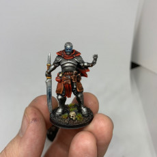 Picture of print of KICKSTARTER - Presupported Shardforged Artificer