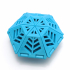 Snowflake Hinge Box image