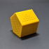 Pentaprism Box - hinged, print-in-place lid! image