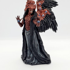 Picture of print of The Seer - Heaven hath no fury - 32 mm scale [Pre-supported]