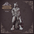Volpine Archon - Fox Trickster - Heaven Hath No Fury - 32mm scale [Pre-supported] image
