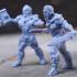 Vampire Warriors (2 tabletop miniatures) image