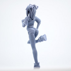 Picture of print of Projekt Melody - Fan Art - 30cm model