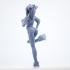 Projekt Melody - Fan Art - 30cm model print image