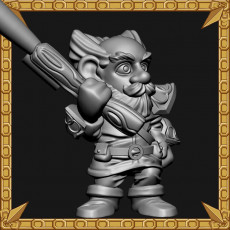 Gnome Sharpshooter