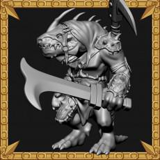 Lizardman Strider