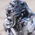Ice Troll bust figure image