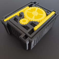 Picture of print of Vault Box