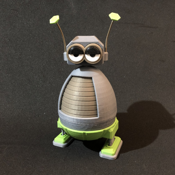 Egglin - QT-2 GiftBot 6000