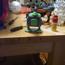Picture of print of Chip - QT-X GiftBot 101