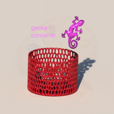 Gecko container
