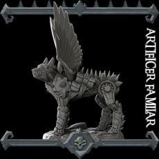Artificer Familiar (MONSTER MINIATURES II KICKSTARTER IS NOW LIVE)