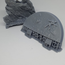 Picture of print of Monstrous Roc