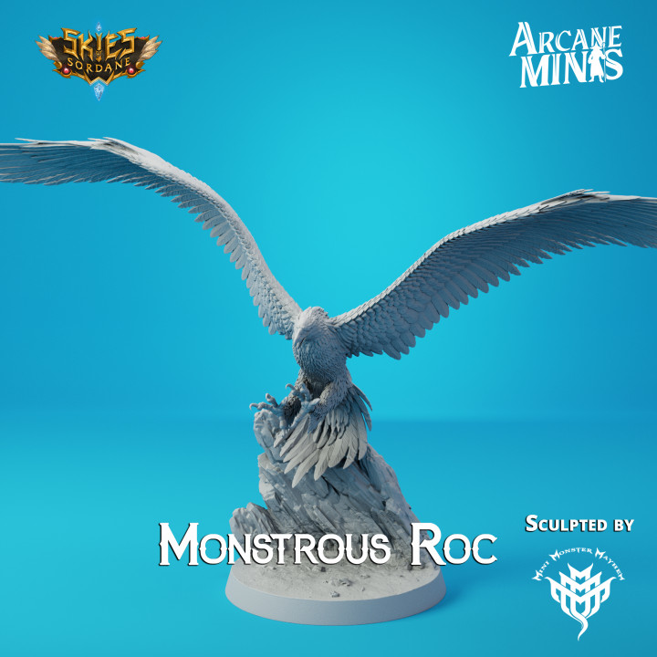 Monsterous Roc